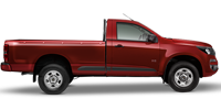 Chevrolet Pick Up Cab Reg 4x2